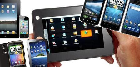Smart Phones & Tablets to Work
